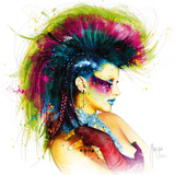 Anarchy Giclee Print by Patrice Murciano