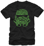 Star Wars- Clover Trooper T-shirts