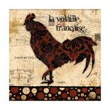 La Volaille Francaise Premium Giclee Print by Diane Stimson