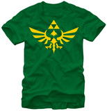 Legend Of Zelda- Triumphant Triforce Shirt