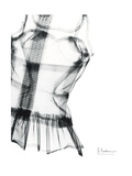 Editorial X-Ray Blouse 2 Premium Giclee Print by Albert Koetsier