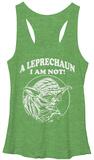 Juniors Tank Top: Star Wars- Leperchaun I Am Not Shirts