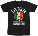 Irish MVP Shirts