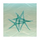 Stars at Sea Premium Giclee Print by Albert Koetsier