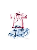 Blouse and Skirt I Premium Giclee Print by Albert Koetsier