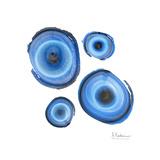 Mineral Rings 2 Premium Giclee Print by Albert Koetsier