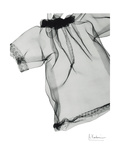 Editorial X-Ray Blouse 1 Premium Giclee Print by Albert Koetsier
