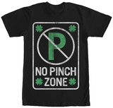 No Pinch Zone T-shirts