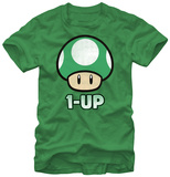 Super Mario- 1-Up T-Shirts