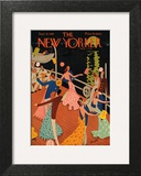 The New Yorker Cover - September 20, 1930 Wall Art by Theodore G. Haupt