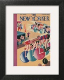 The New Yorker Cover - March 9, 1929 Prints by Theodore G. Haupt