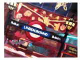 London Winter Prints by M Bleichner