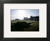 St. Andrews Golf Club Old Course, Swilcan Bridge Art Print by Stephen Szurlej