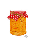 Marmalade Prints by Gina Maher