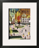 The New Yorker Cover - May 18, 1935 Prints by Adolph K. Kronengold