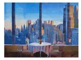 New York City - Window2 Prints by M Bleichner