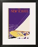 The New Yorker Cover - August 27, 1932 Art Print by S. Liam Dunne
