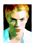 David Bowie Photographic Print by Enrico Varrasso