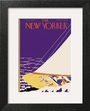 The New Yorker Cover - August 27, 1932 Wall Art by S. Liam Dunne