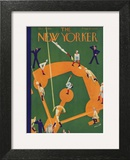 The New Yorker Cover - October 5, 1929 Posters by Theodore G. Haupt
