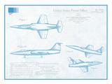 Fighter Plane Posters by Armand Brito