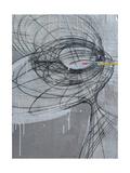 Silver Swirls 1 Photographic Print by Enrico Varrasso