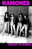 The Ramones- Rocket To Russia ポスター