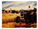The Farmer Kunstdrucke von M Bleichner
