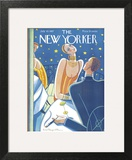 The New Yorker Cover - July 23, 1927 Art Print by Stanley W. Reynolds