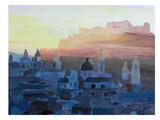 Salzburg Poster by M Bleichner
