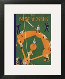 The New Yorker Cover - October 5, 1929 Prints by Theodore G. Haupt