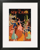 The New Yorker Cover - September 20, 1930 Art Print by Theodore G. Haupt