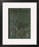 The New Yorker Cover - October 29, 1932 Poster by Adolph K. Kronengold