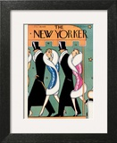 The New Yorker Cover - October 30, 1926 Art Print by Stanley W. Reynolds