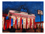 Berlin 2 Stars Prints by M Bleichner