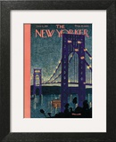 The New Yorker Cover - June 6, 1931 Posters by Theodore G. Haupt