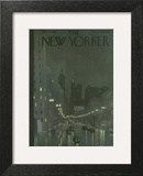 The New Yorker Cover - October 29, 1932 Prints by Adolph K. Kronengold