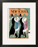 The New Yorker Cover - October 30, 1926 Wall Art by Stanley W. Reynolds