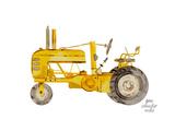 Tractor Kunst von Gina Maher