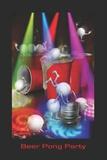 Joseph Charron- Beer Pong Party Plakater af Joseph Charron