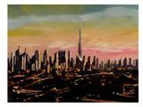 Dubai Prints by M Bleichner
