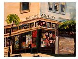Haight Ashbury Art by M Bleichner