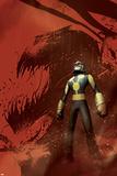 Captain Marvel No. 12 Cover Print by David Lopez