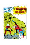 Marvel Comics - New Retro Print