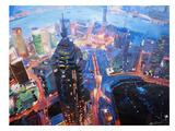 Shanghai Posters by M Bleichner