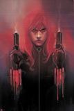 Inhumans No. 10 Cover, Featuring: Medusa, Spider-Man Prints by Ryan Stegman