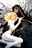 All-New Ultimates No. 9 Cover, Featuring: Cloak, Dagger Plastic Sign by David Nakayama