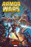 Marvel Secret Wars Cover, Featuring: Hawkeye, Black Widow, Iron Man, Captain America, Hercules Prints