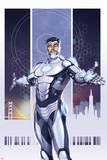 Superior Iron Man No. 8 Cover Prints by Mike Choi