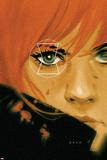Inhumans: Attilan Rising No. 1 Cover, Featuring: Medusa Print by Dave Johnson